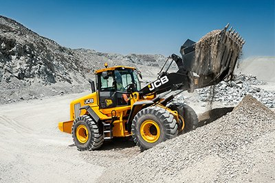 JCB Wheeled Loaders Calicut